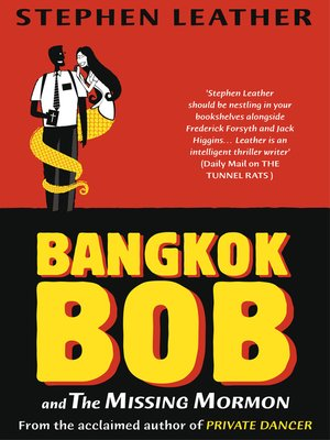 cover image of Bangkok Bob and the Missing Mormon